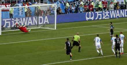 Golman Islanda tačno znao gde će Mesi šutirati jer je na poslu montirao snimke Mesijevih utakmica