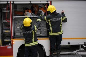 Gradonačelnik Čačka za B92.net: Izbio požar u šumi kod Slobode, vatrogasne ekipe su na terenu
