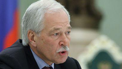 Grizlov: Ukrajinci pokazali nepoverenje prema aktuelnoj vlasti i negodovanje prema opciji rata