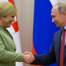 HLADAN TUŠ ZA KOLINDU: Putin poručio da ako neko napadne Srbiju, moraće da ratuje sa Rusijom!
