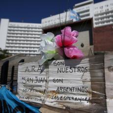 HVALA Rusiji, na pomoći: Porodice nestalih argentinskih marinaca na POSEBAN NAČIN odale zahvalnost Moskvi
