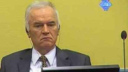 Hag krio moždane udare Mladića!?