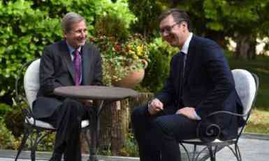 Han o razmeni: Svesni su i Vučić i Tači
