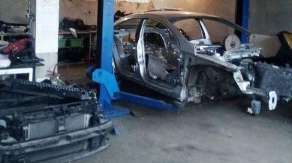 Hapšenja u Čačku i Beogradu, krali automobile zbog prodaje delova
