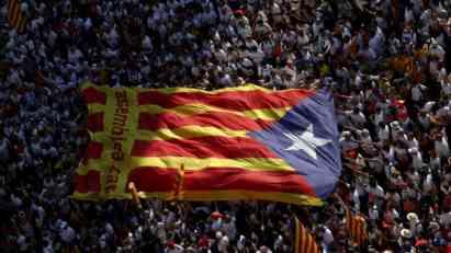 Hiljade ljudi na demonstracijama širom Katalonije