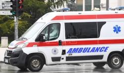 Hitna pomoć: Dečak lakše povredjen u saobraćajnoj nezgodi
