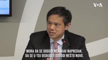 Hojt Ji: Očekujem napredak u dijalogu Beograda i Prištine