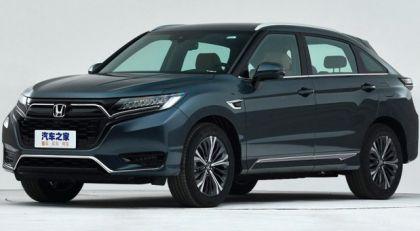 Honda UR-V facelift