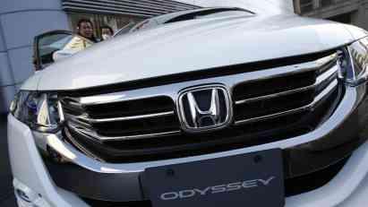 """Honda povlači gotovo milion """"odiseja"""""""