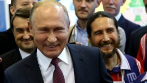 Humor kao propagandno oružje Moskve