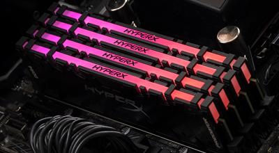 HyperX predstavio Predator DDR4 RGB module