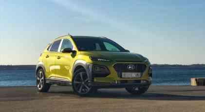 Hyundai Kona spremna u Luci Kopar za isporuku u Srbiju