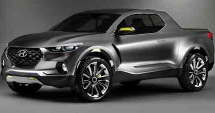 Hyundai pick-up bi mogao da se proizvodi u SAD-u