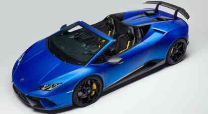 I Lamborghini preskače ovogodišnji sajam u Parizu