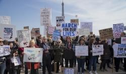 I u Parizu demonstracije za veću kontrolu oružja