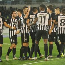 ILIEV NAJAVIO POJAČANJA: U Partizanu će igrati igrači kakve Balkan nije video (FOTO)