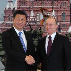 ISTORIJSKI DAN ZA DVE SUPERSILE! Ruski gas MOĆNIM GASOVODOM od decembra putuje u Kinu!