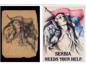 IZLOŽBA: Američka vajarka i njena KAMPANJA ZA POMOĆ Srbiji