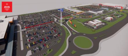 Ikea počela gradnju novog šoping parka: Otvaranje 2022, a evo kako će izgledati FOTO