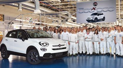 Isporuke Fiat-Chryslera pale 21 posto