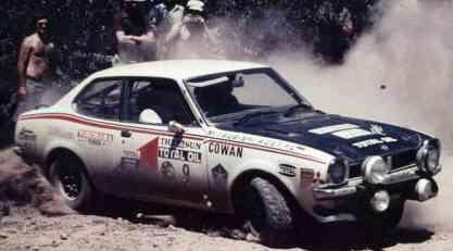 Istorija: Mitsubishi Lancer 1600 GSR