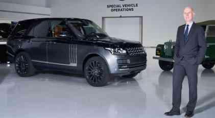 Iz Alpine u Odeljenje za specijalne operacije kompanije Jaguar Land Rover