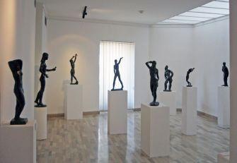 Izložba skulptura Vladete Petrića (AUDIO)