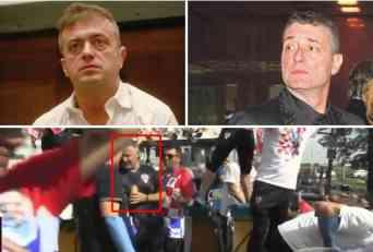 JE..TE SE NOGOMETAŠI! GORI TVITER! Sergej Trifunović i Srđan Dragojević zbog TOMPSONA osuli žestoku paljbu po hrvatskim fudbalerima!