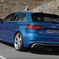 JURI 300 NA SAT! Ovo je Audi u najbržem i najatraktivnijem izdanju (VIDEO)