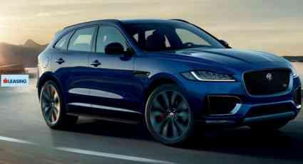 Jaguar F-Pace, specijalna lizing ponuda