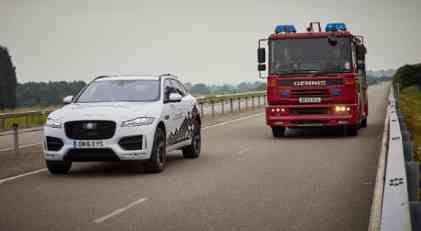 Jaguar Land Rover započinje testiranje autonomnih tehnologija