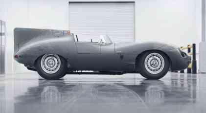 Jaguar će napraviti 25 novih D-Typea iz 1955.