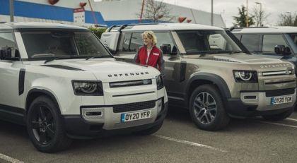 Jaguar i Land Rover protiv koronavirusa