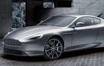 James Bond vozi električni Aston Martin
