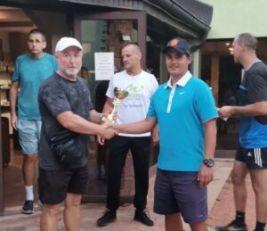 Janković šampion Srbije u konkurenciji teniskih veterana