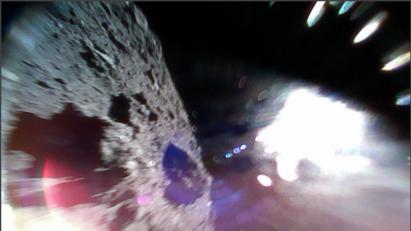 Japanska kosmička agencija objavila prve fotografije sa površine asteroida