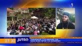 Jedna od prvih koje će patrijarh posetiti: Osvećenje novoizgrađene crkve kod manastira Tumane VIDEO