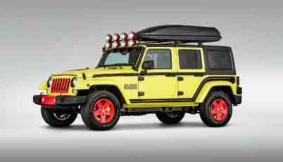 Jeep Wrangler RoadM8 predstavlja apartman na točkovima