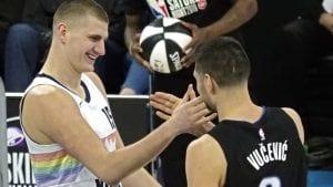 Jokić zaustavljen u polufinalnu takmičenja u veštinama na All Star vikendu