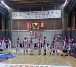 KLS - Kragujevac ponovo u znaku košarke, Beovuk odneo bodove (video)