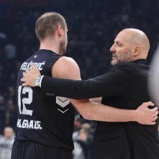 KRAJ: Saša Đorđević napustio Virtus