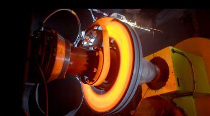 Kako izgleda test Bugattijeve 3D štampane kočnice od titanijuma VIDEO