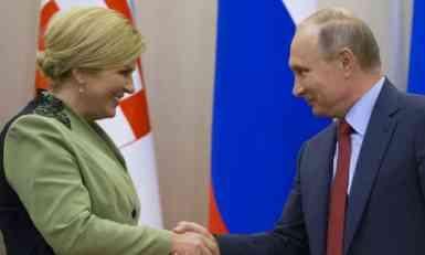 Kako je Kolinda pokušala da obmane Putina