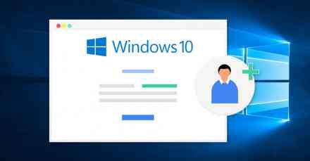 Kako kreirati lokalni nalog u Windows 10?