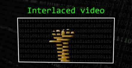 Rešenje za horizontalne linije u video snimku