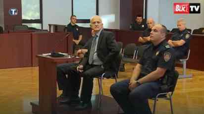 Kapetan Dragan osuđen na 15 godina zatvora