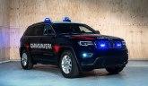 Karabinjeri se pohvalili novim antiterorističkim vozilom FOTO