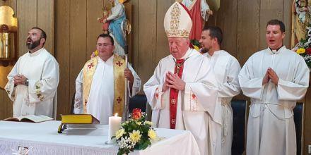 Katolička crkva u Boru uz veliki broj gostiju obeležila crkveni blagdan [FOTO]