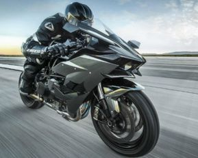Kawasaki Ninja H2 napada brzinski rekord