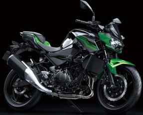 Kawasaki lansirao novi Z400